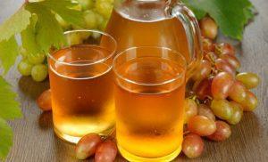 лечение соком винограда