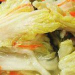 приготовление пекинской капусты на зиму