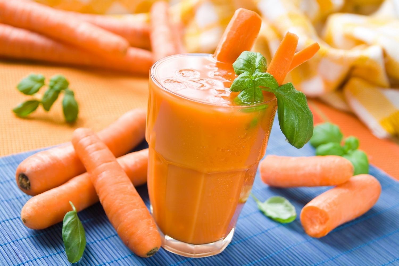 Морковь содержание витаминов и микроэлементов