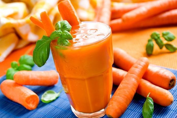 сок моркови польза и вред